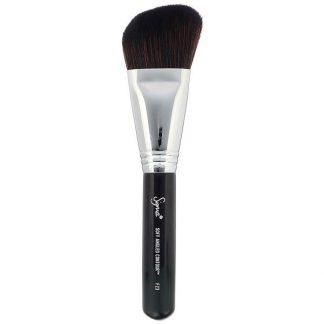 Sigma, F23, Soft Angled Contour Brush, 1 Brush