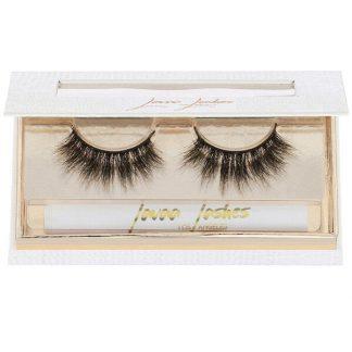 Lavaa Lashes, Angelic, 3D Mink False Eyelashes, 1 Pair