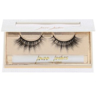 Lavaa Lashes, Rebel, 3D Mink False Eyelashes, 1 Pair