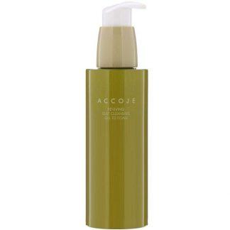 Accoje, Reviving, Dust Cleansing Gel to Foam, 180 ml