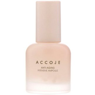 Accoje, Anti-Aging, Intensive Ampoule, 30 ml