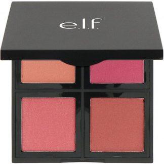 E.L.F., Blush Palette, Dark, Powder, .56 oz (16 g)