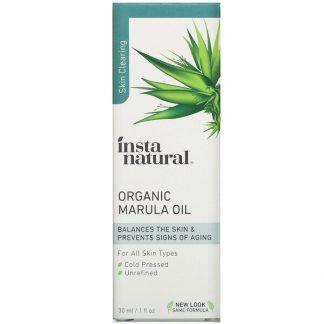 InstaNatural, Organics Marula Oil, 1 fl oz (30 ml)