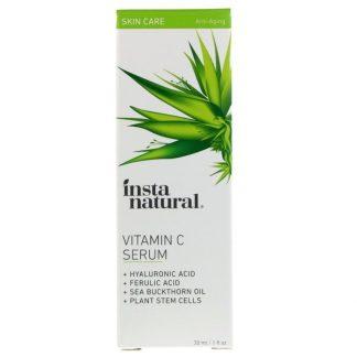 InstaNatural, Vitamin C Serum, Anti-Aging, 1 fl oz (30 ml)