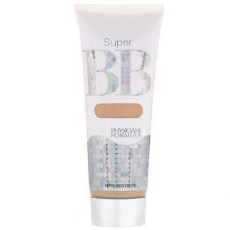 Physicians Formula, Super BB, All-in-1 Beauty Balm Cream, SPF 30, Light, 1.2 fl oz (35 ml)