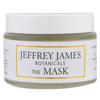 Jeffrey James Botanicals, The Mask, Whipped Raspberry Mud Mask, 2.0 oz (59 ml)
