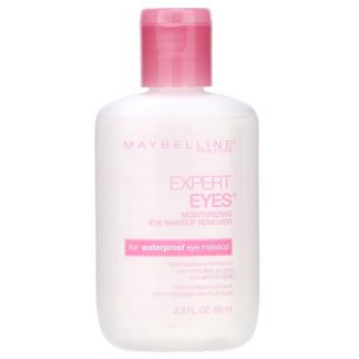 Maybelline, Expert Eyes, Moisturizing Eye Makeup Remover, 2.3 fl oz (68 ml)