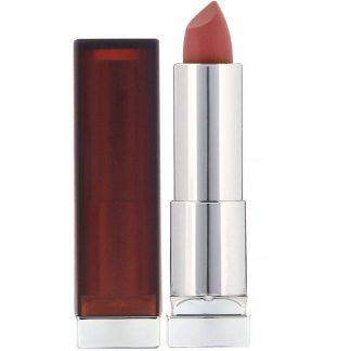 Maybelline, Color Sensational, Creamy Matte Lipstick, 657 Nude Nuance, 0.15 oz (4.2 g)