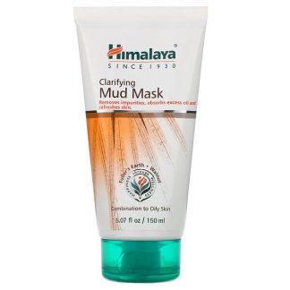 Himalaya, Clarifying Mud Mask, 5.07 fl oz (150 ml)