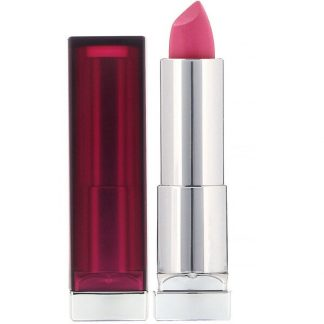 Maybelline, Color Sensational, Creamy Matte Lipstick, 665 Lust for Blush, 0.15 oz (4.2 g)