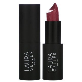 Laura Geller, Iconic Baked Sculpting Lipstick, East Side Rouge, 0.13 oz (3.8 g)