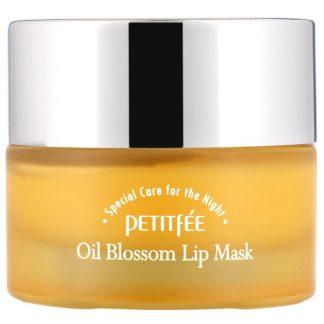 Petitfee, Oil Blossom Lip Mask, 15 g