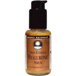 Source Naturals, Skin Eternal, Hyaluronic Serum, 1.7 fl oz (50 ml)