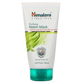 Himalaya, Purifying Neem Mask, 5.07 fl oz (150 ml)