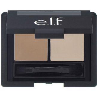 E.L.F., Eyebrow Kit, Gel & Powder, Ash, Gel 0.05 oz (1.4 g) Powder 0.08 oz. (2.3 g)