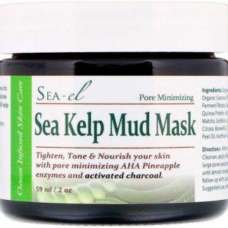 Sea el, Sea Kelp Mud Mask, 2 oz (59 ml)