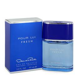 OSCAR DE LA RENTA OSCAR POUR LUI FRESH EDT FOR MEN