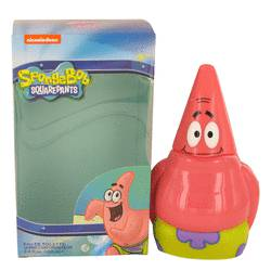 NICKELODEON SPONGEBOB SQUAREPANTS PATRICK EDT FOR MEN