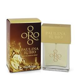 PAULINA RUBIO ORO PAULINA RUBIO EDP FOR WOMEN