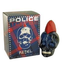 POLICE COLOGNES POLICE TO BE REBEL EDT FOR MEN