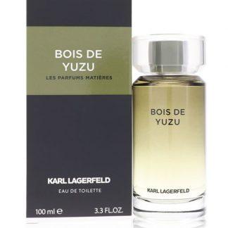 KARL LAGERFELD BOIS DE YUZU LES PARFUMS MATIERES EDT FOR MEN