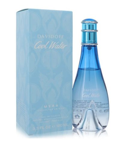DAVIDOFF COOL WATER MERA COLLECTOR EDITION EDT FOR WOMEN