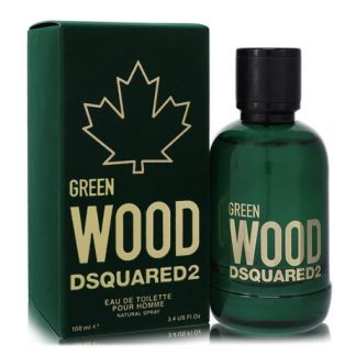 DSQUARED2 GREEN WOOD POUR HOMME EDT FOR MEN