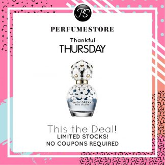 MARC JACOBS DAISY DREAM EDT FOR WOMEN 30ML [THANKFUL THURSDAY SPECIAL]