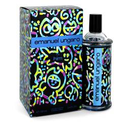 EMANUEL UNGARO UNGARO FOR HIM EDT FOR MEN