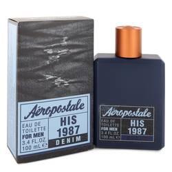 AEROPOSTALE HIS 1987 DENIM EDT FOR MEN